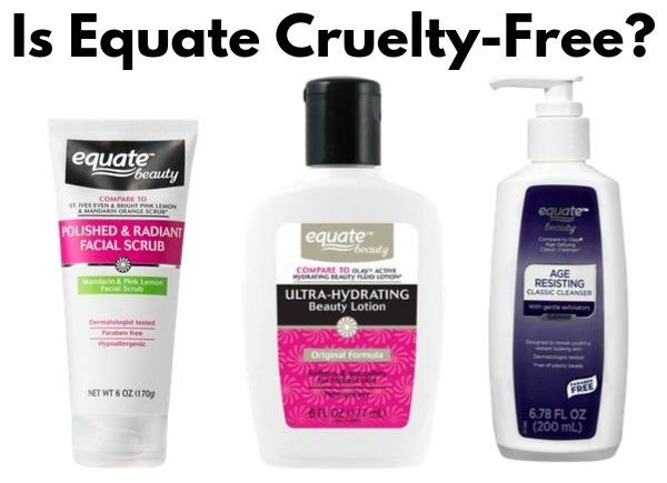 Is Equate Cruelty-free