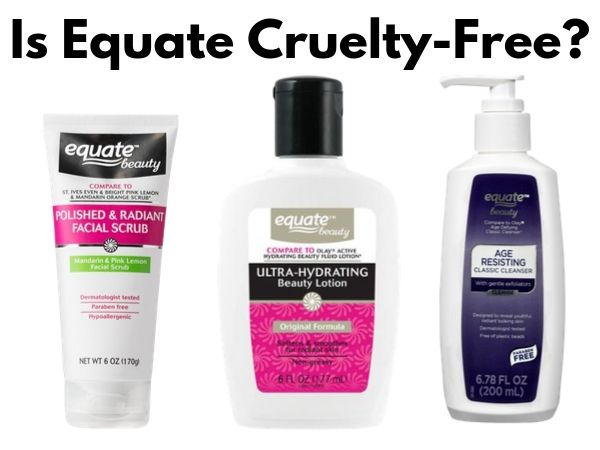 Is Equate Cruelty-Free?