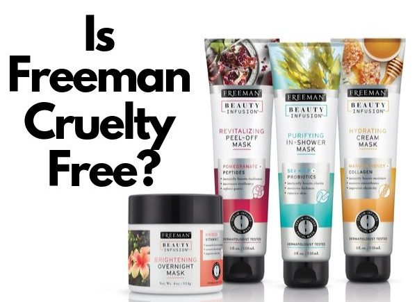 is freeman cruelty free