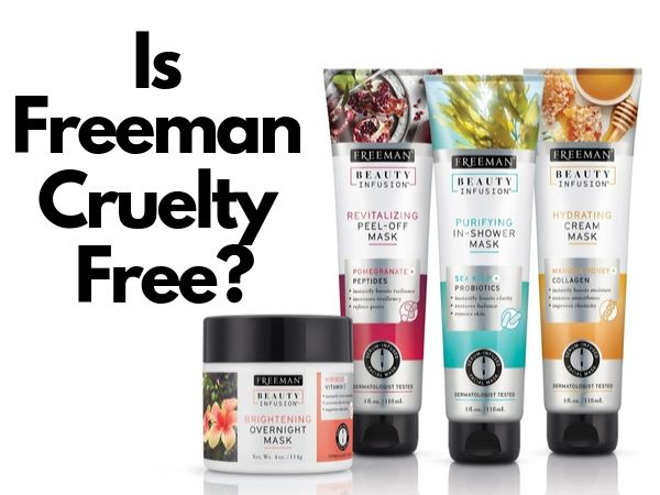 Is Freeman Cruelty-Free and Vegan?