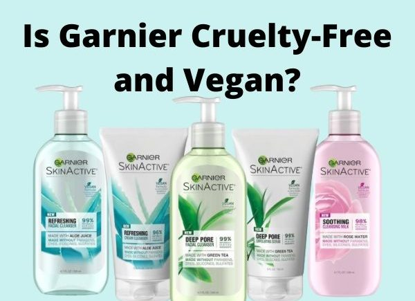 Is Garnier cruelty-free and vegan