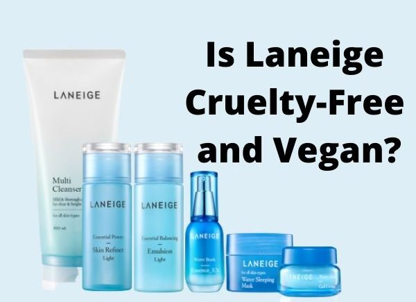 Is Laneige cruelty-free and vegan