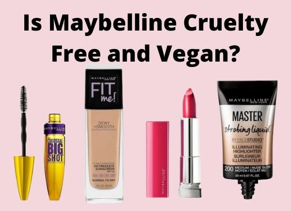 is Maybelline cruelty-free and vegan
