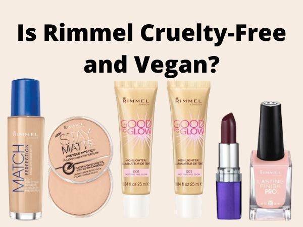 Is Rimmel Cruelty-Free and Vegan?