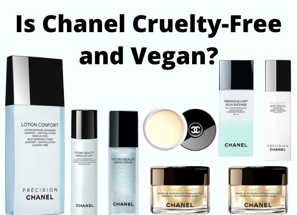 is Chanel cruelty-free and vegan