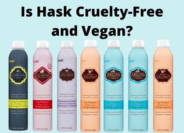 is Hask cruelty-free and vegan