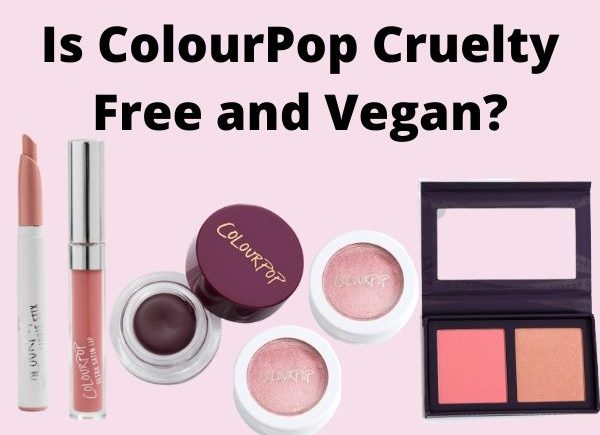 is ColourPop cruelty-free and vegan