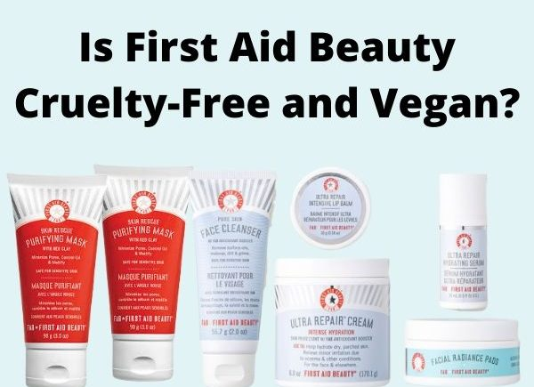 is First Aid Beauty cruelty-free and vegan