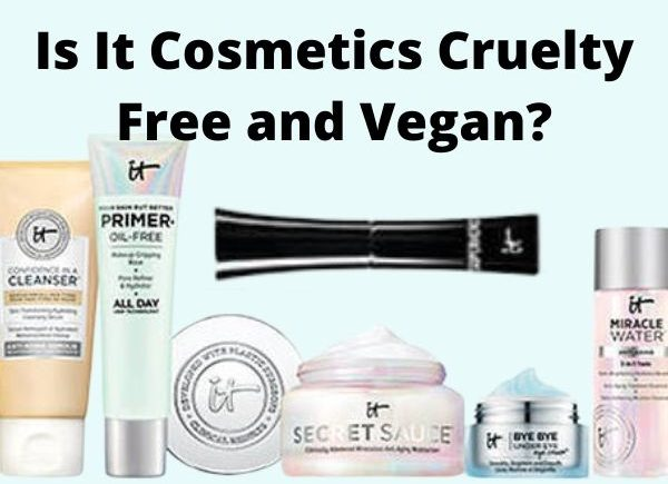 is It Cosmetics cruelty-free and vegan