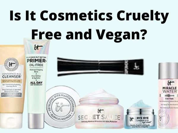 Is It Cosmetics Cruelty-Free and Vegan?