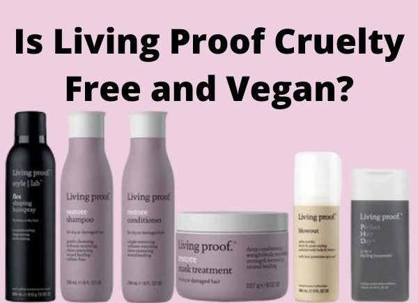 is Living Proof cruelty-free and vegan