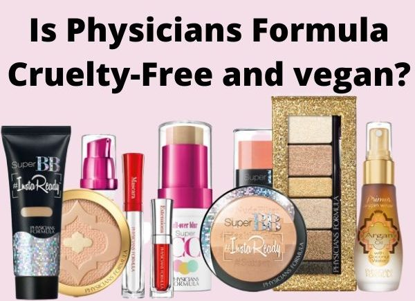 is Physicians Formula cruelty-free and vegan
