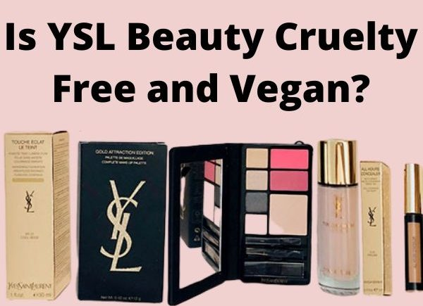 Is YSL cruelty-free and vegan