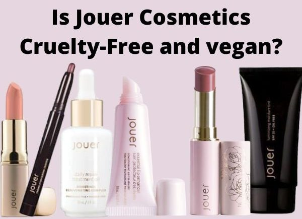 is Jouer Cosmetics cruelty-free and vegan