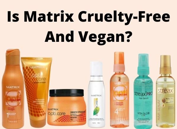 Is Matrix cruelty-free and vegan