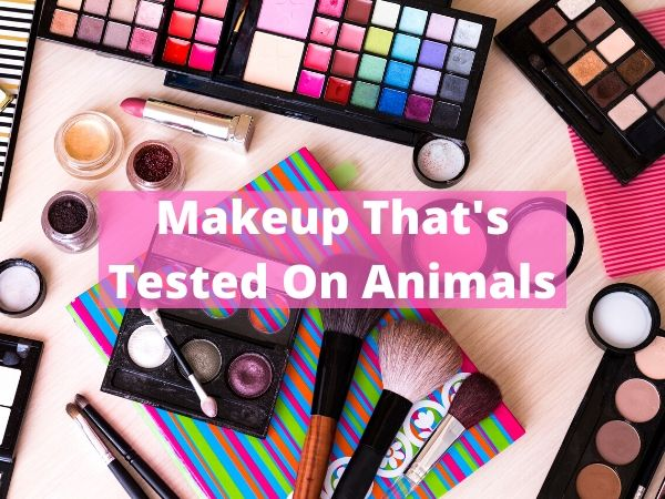 Makeup That's Tested On Animals