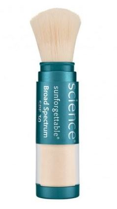 ColorScience Sunforgettable total Protection Brush-On Sunscreen SPF 30 Review