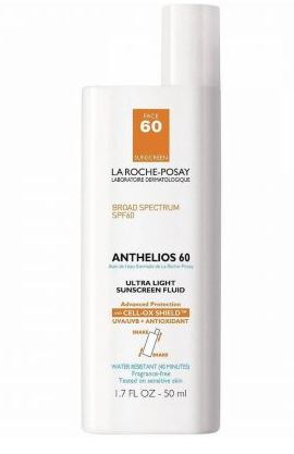 La Roche-Posay Anthelios Ultra Liquid Fluid Facial Sunscreen SPF60 Review