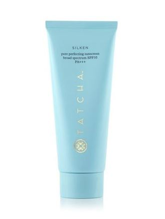 Tatcha Silken Pore Perfecting Sunscreen Broad spectrum SPF 35 Review